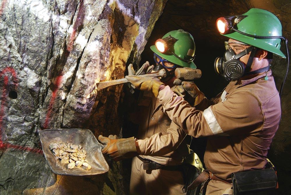 Recibir ecuador m s de millones en inversi n minera for Que es una beta de oro